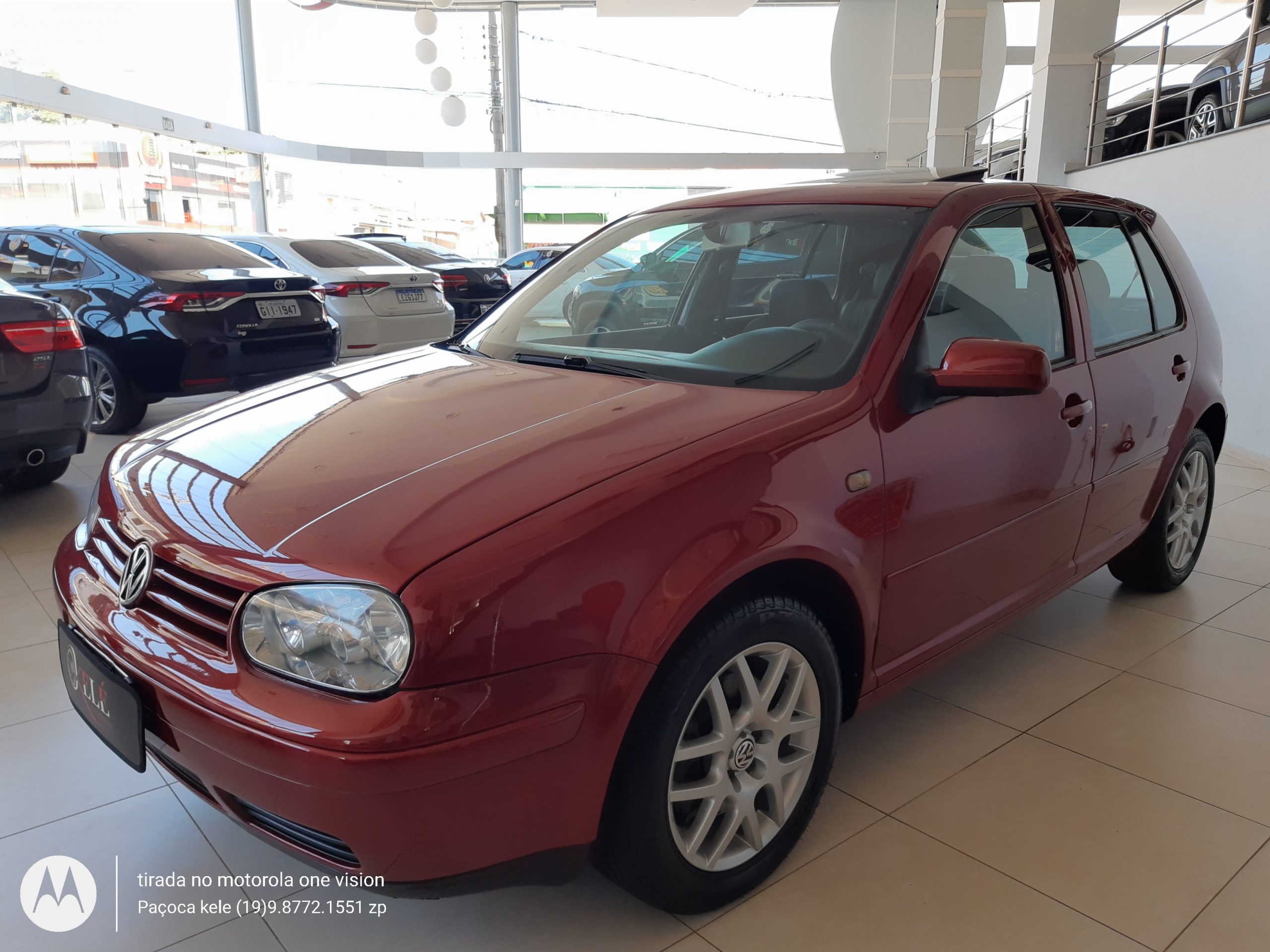 VW GOLF 1.8 GTI 150 CV