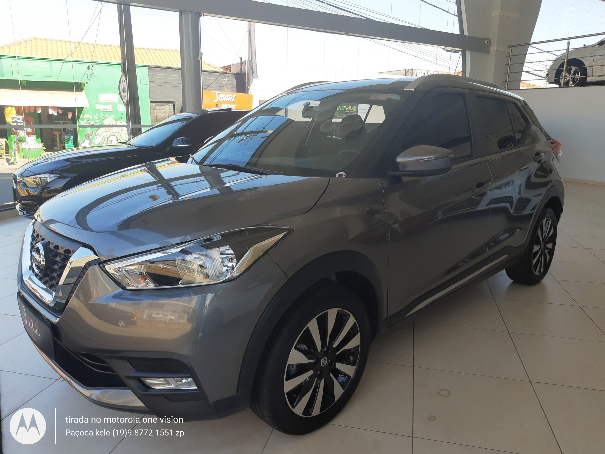 NISSAN KICKS SV 1.6 AT