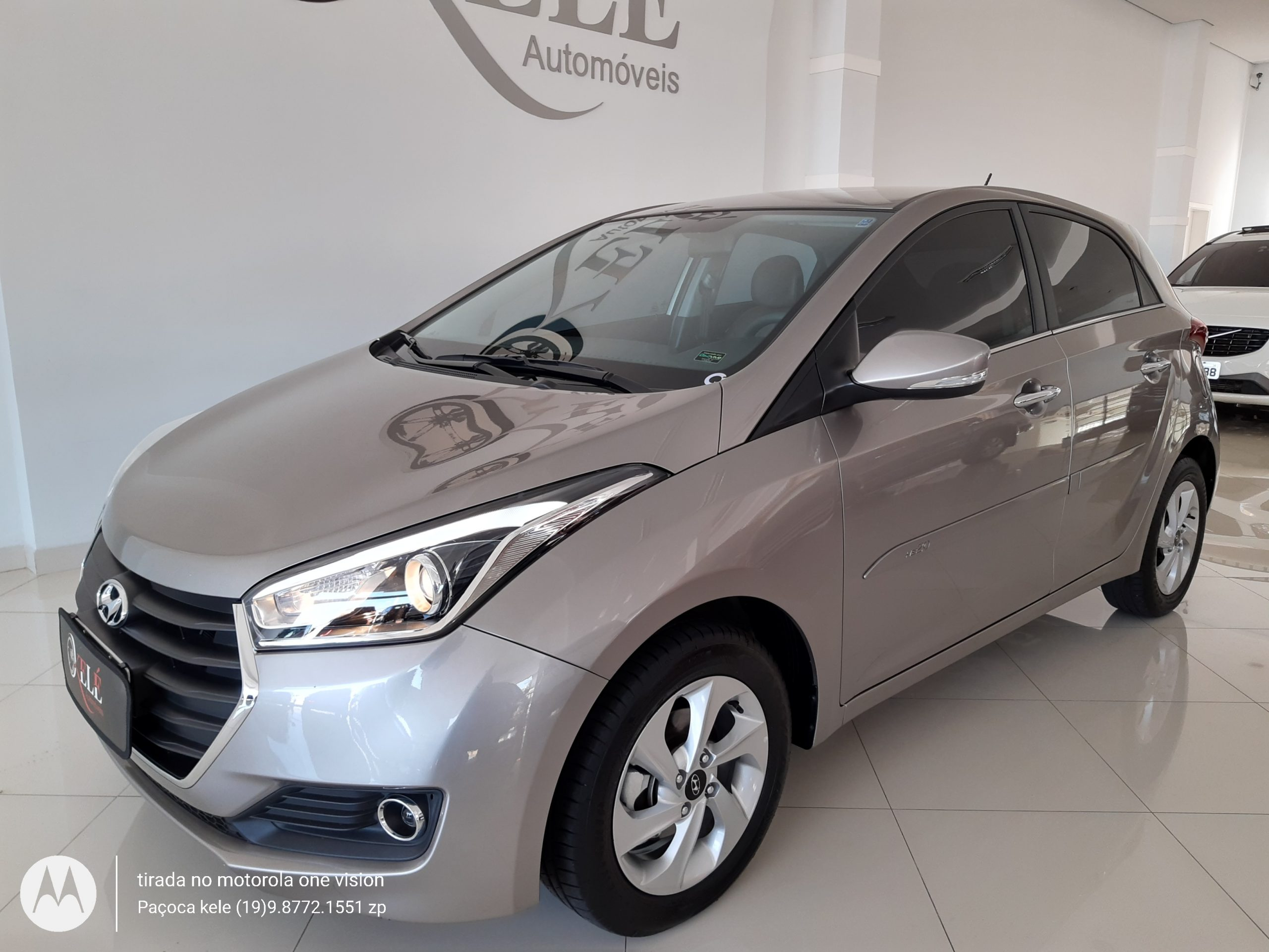 HYUNDAI HB20 PREMIUM 1.6 AT
