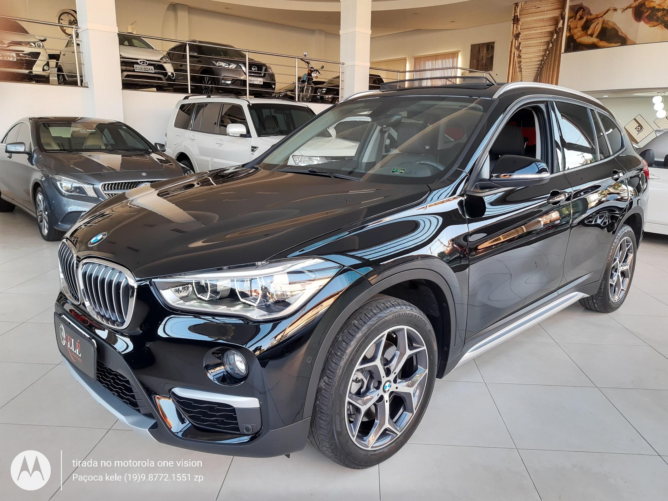 BMW X1 SDRIVE X-LINE 20I 2.0 TURBO