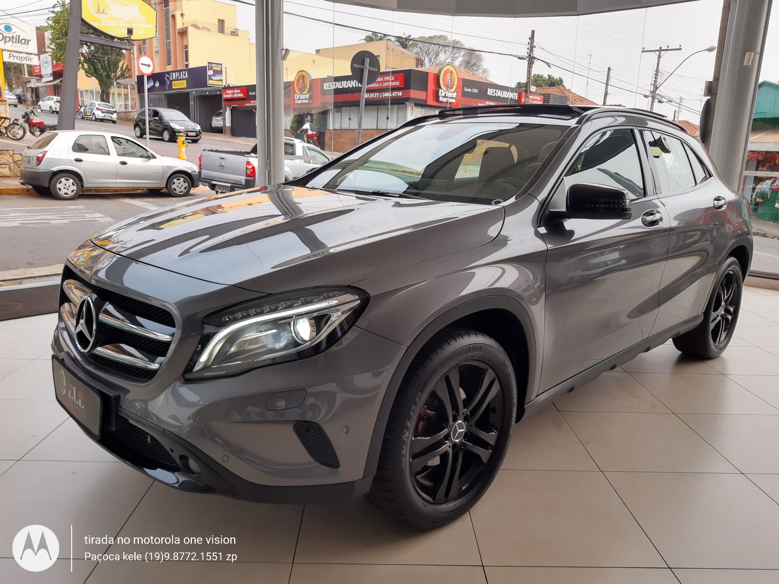GLA 200 ENDURO 1.6 TURBO