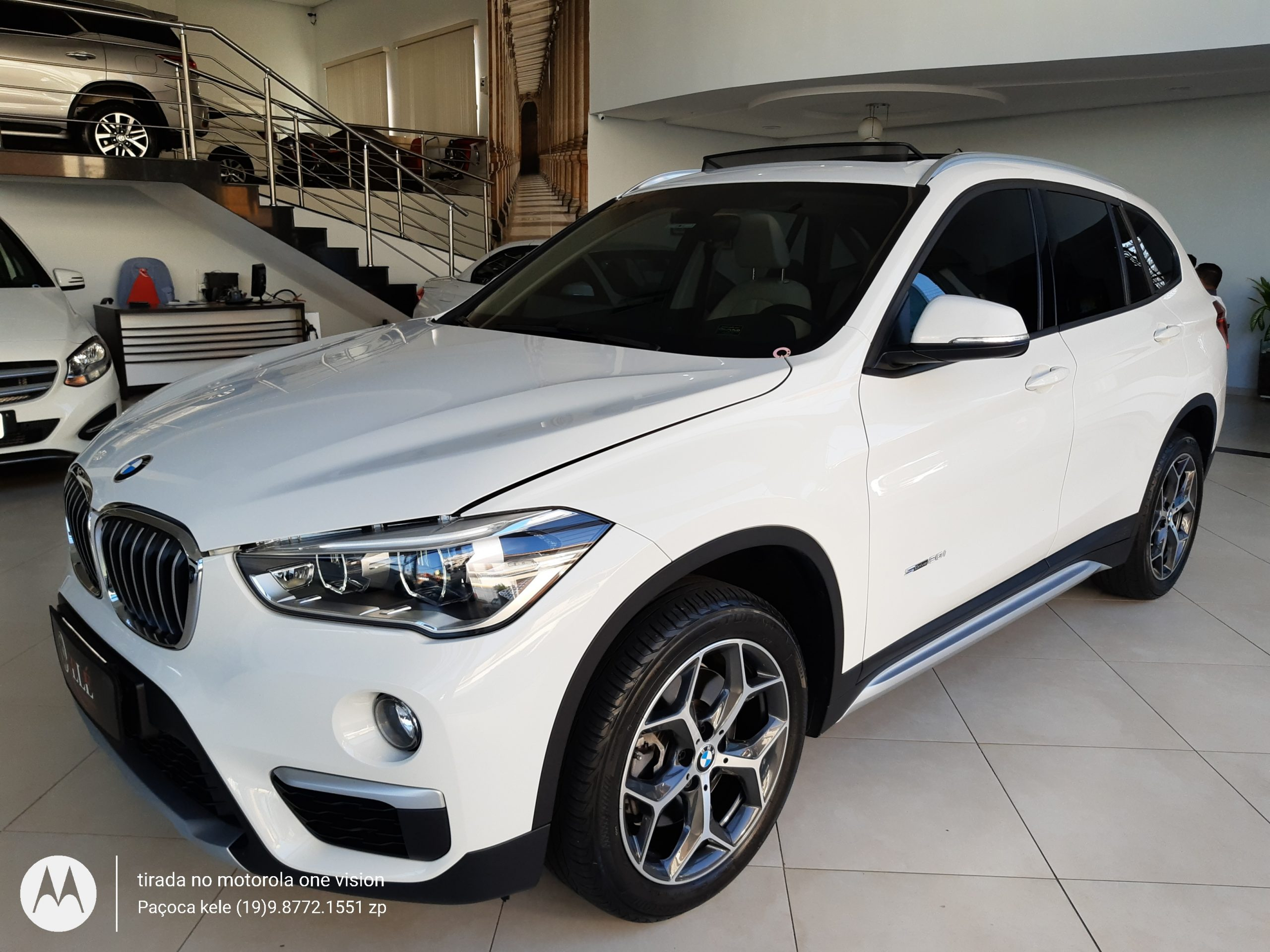 BMW X1 SDRIVE 20i X-LINE 2.0 TURBO