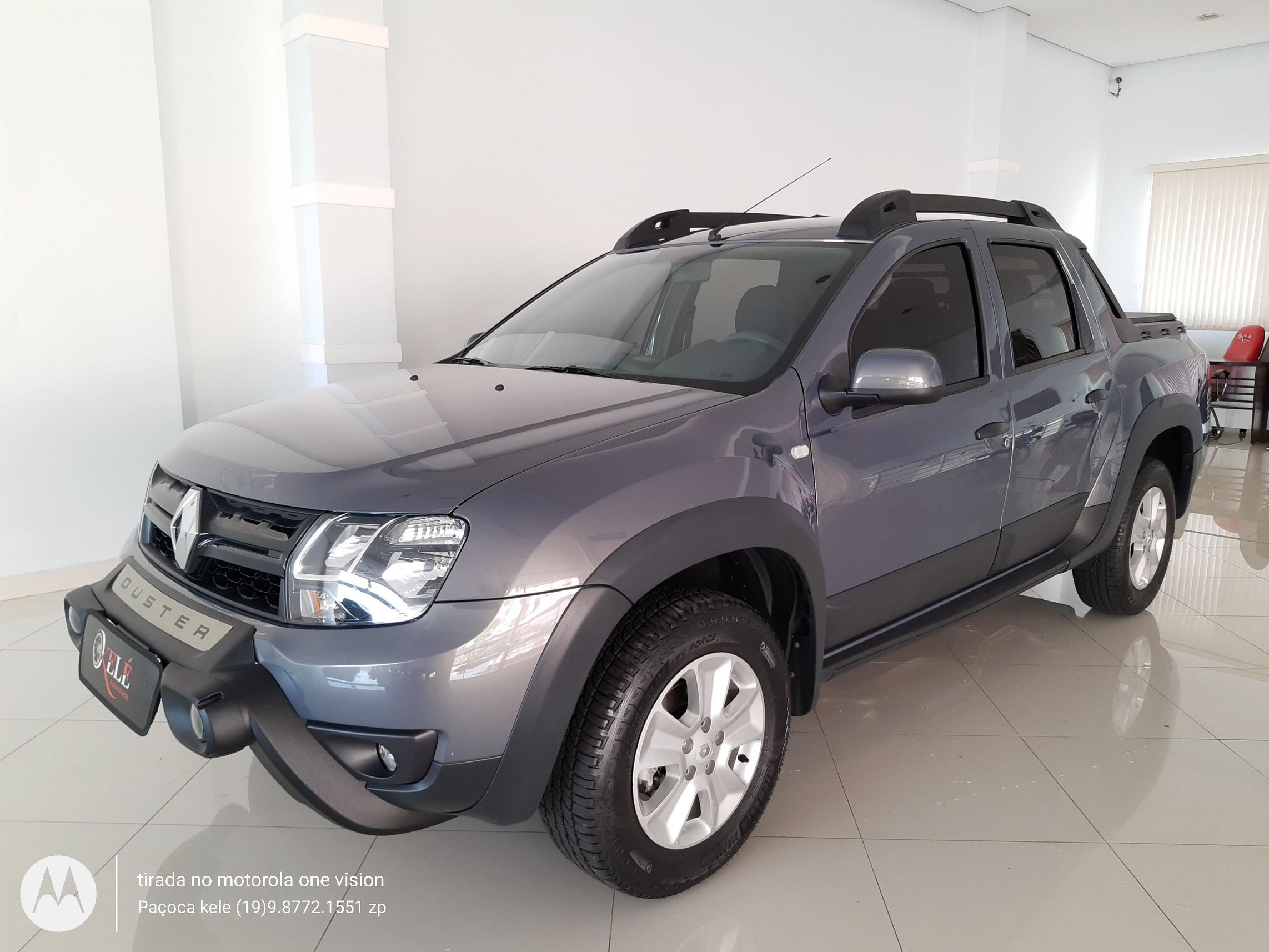 DUSTER OROCH 1.6 EXPRESSION
