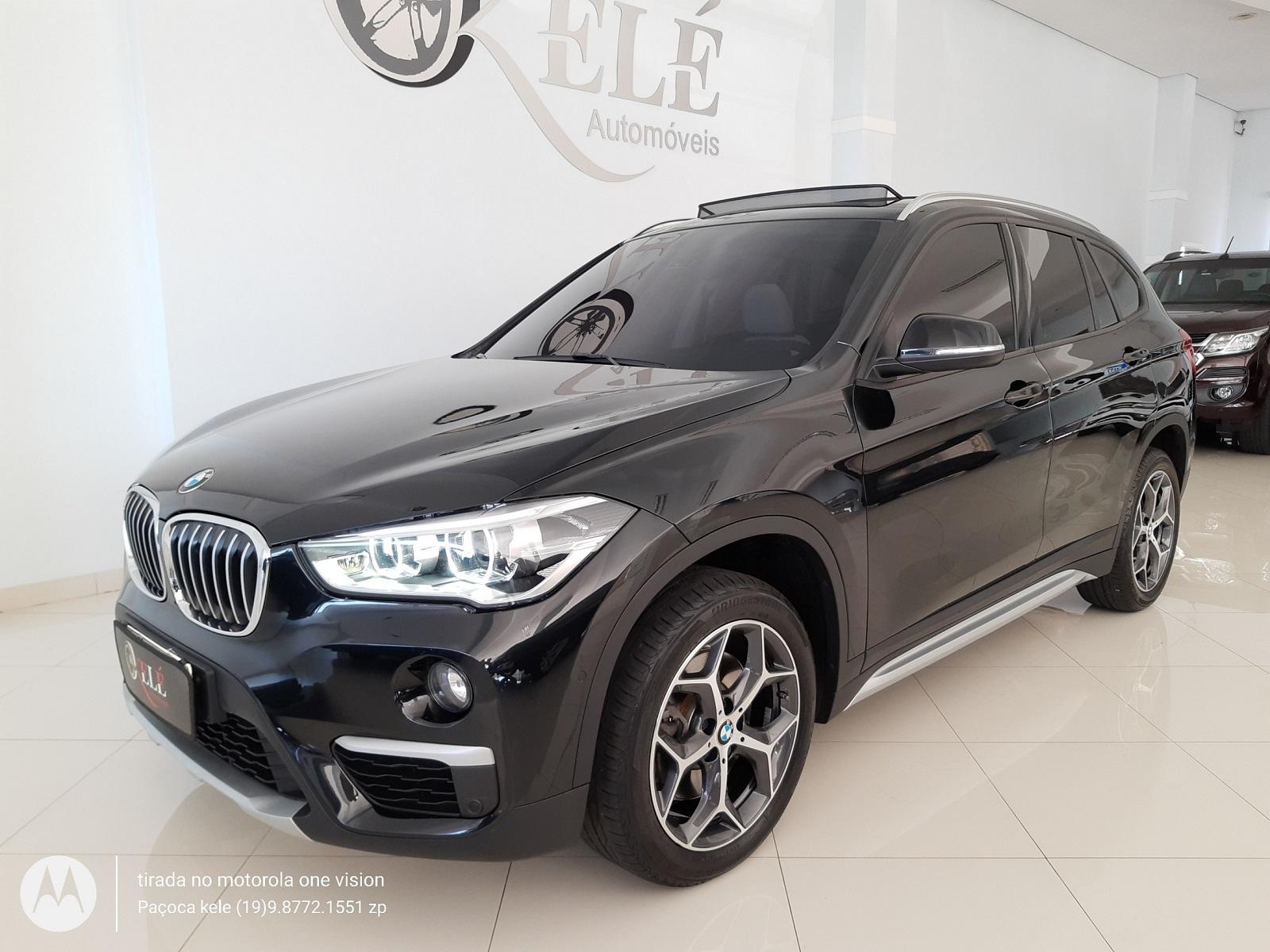 BMW X1 S DRIVE 20i X-LINE 2.0
