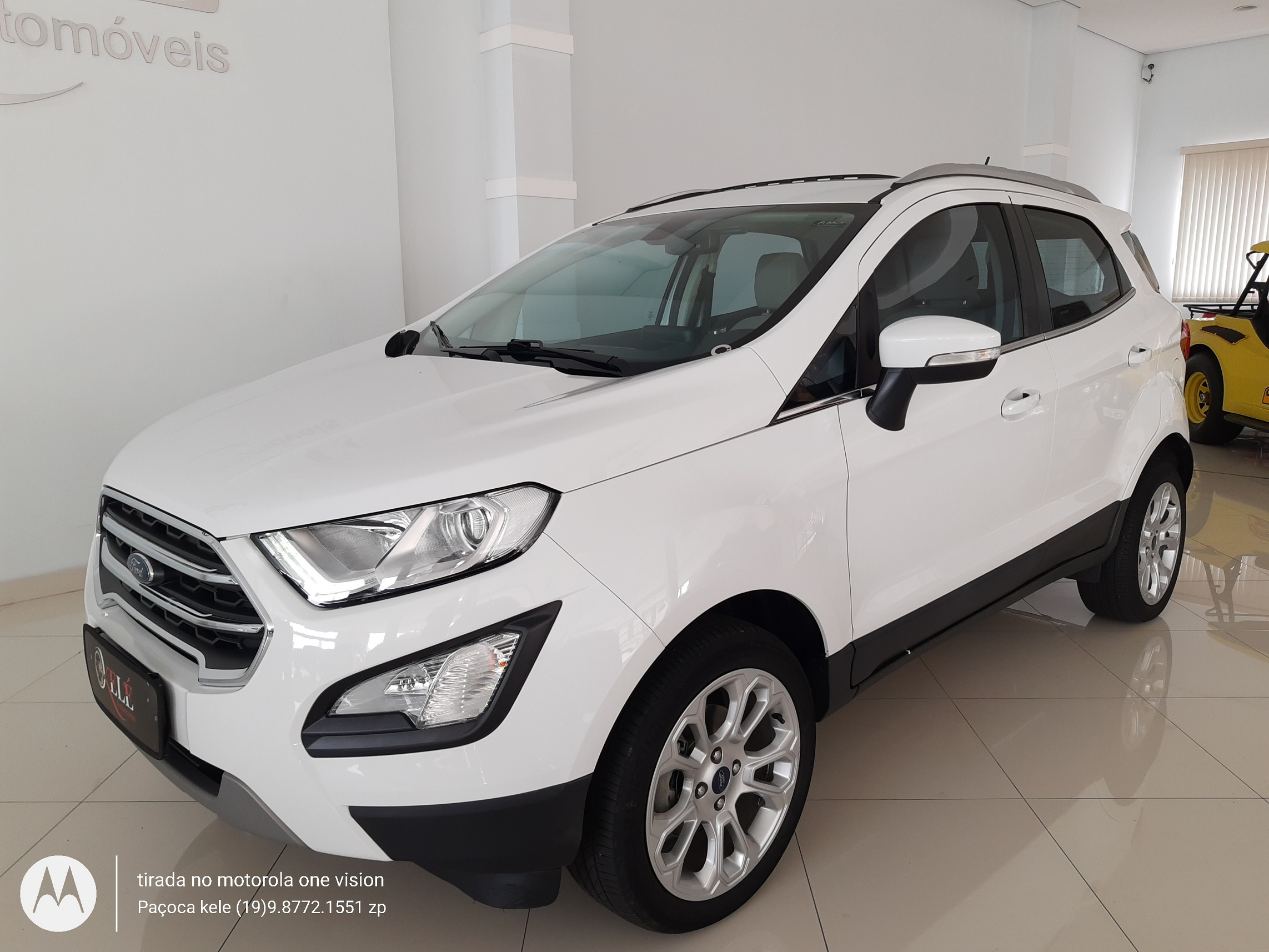 ECOSPORT  TITANIUM 2.0AT