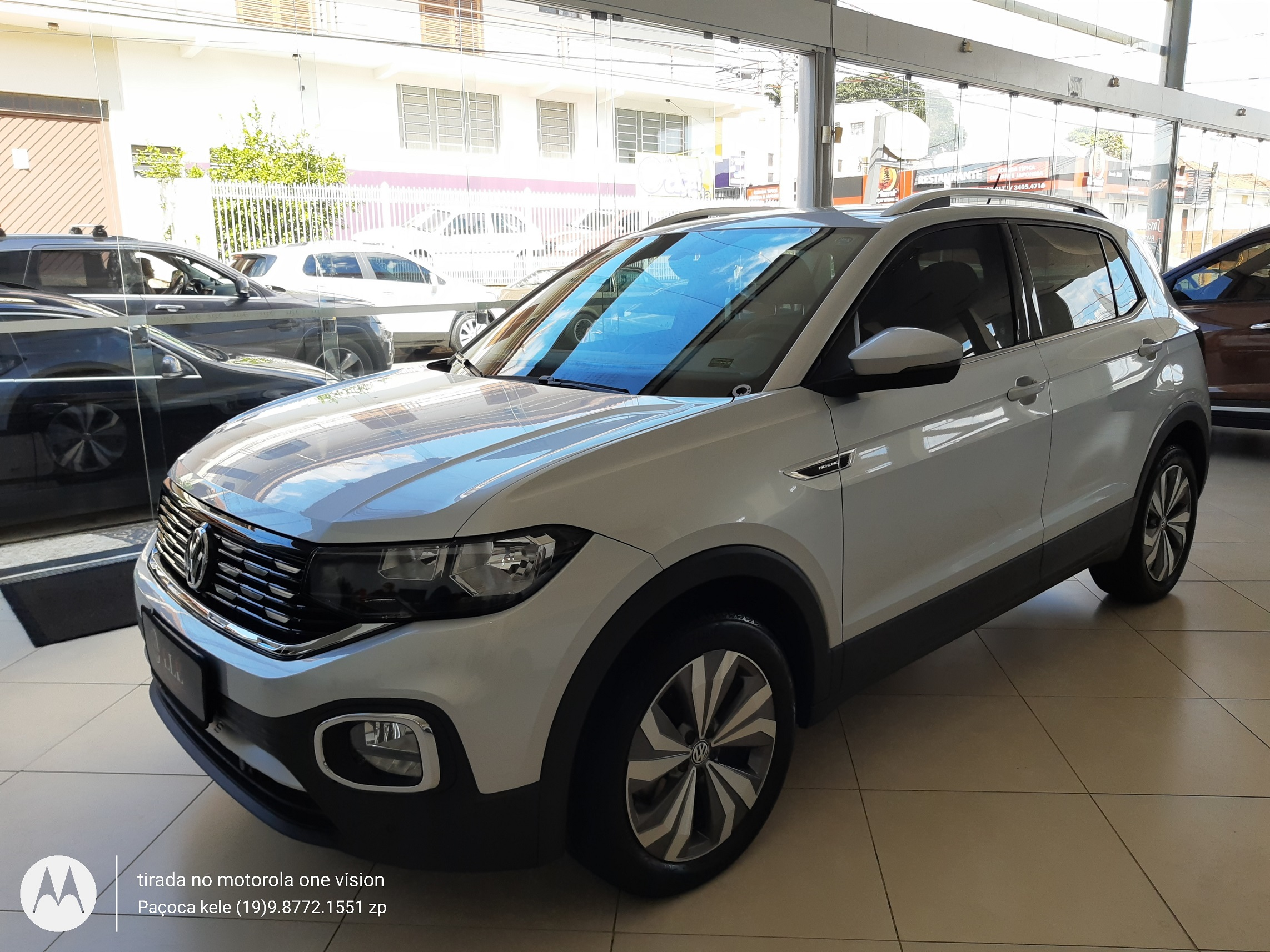 T-CROSS 1.4 250 TSI HIGHLINE