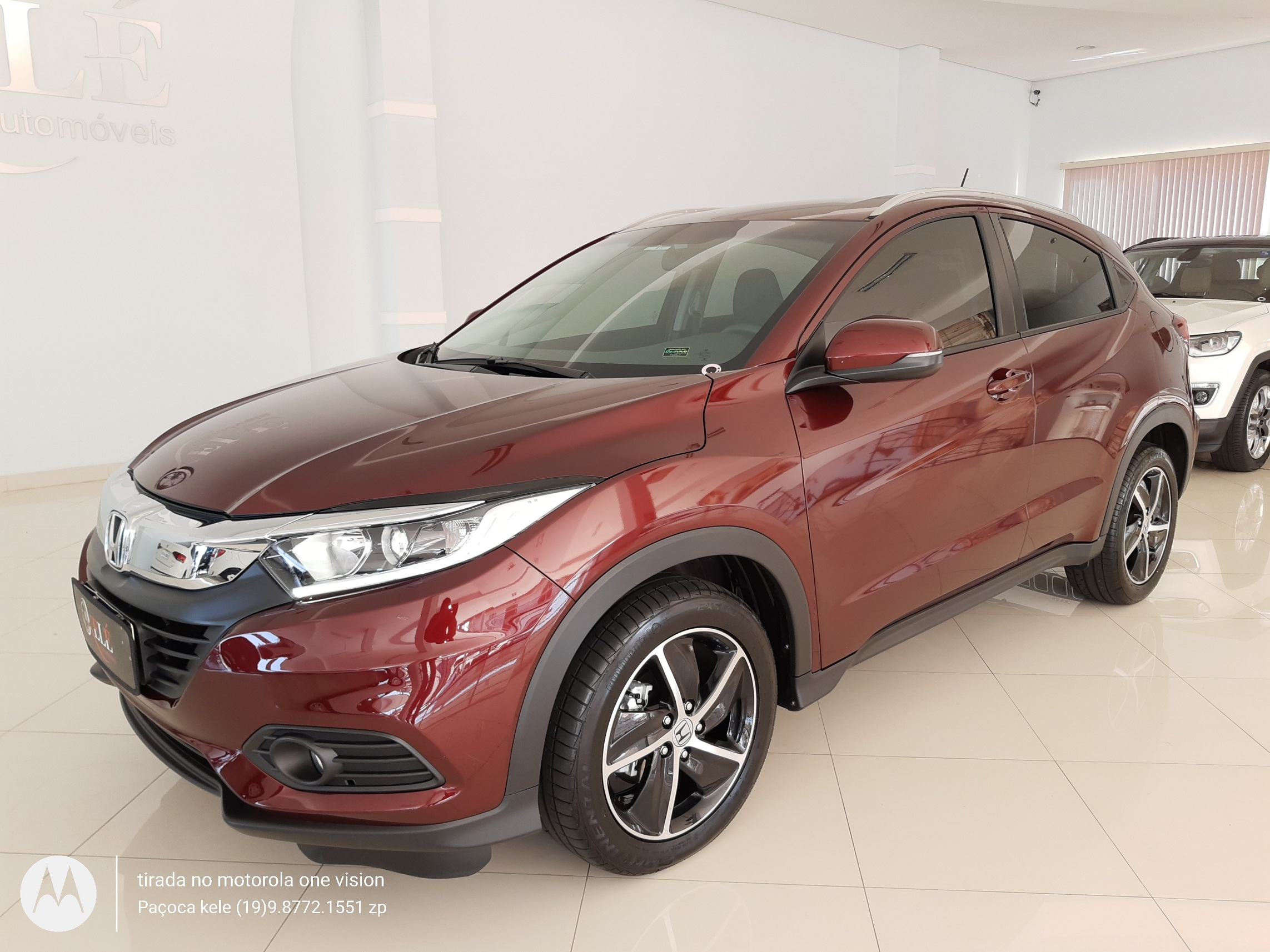 HONDA HR-V EX 1.8 AT