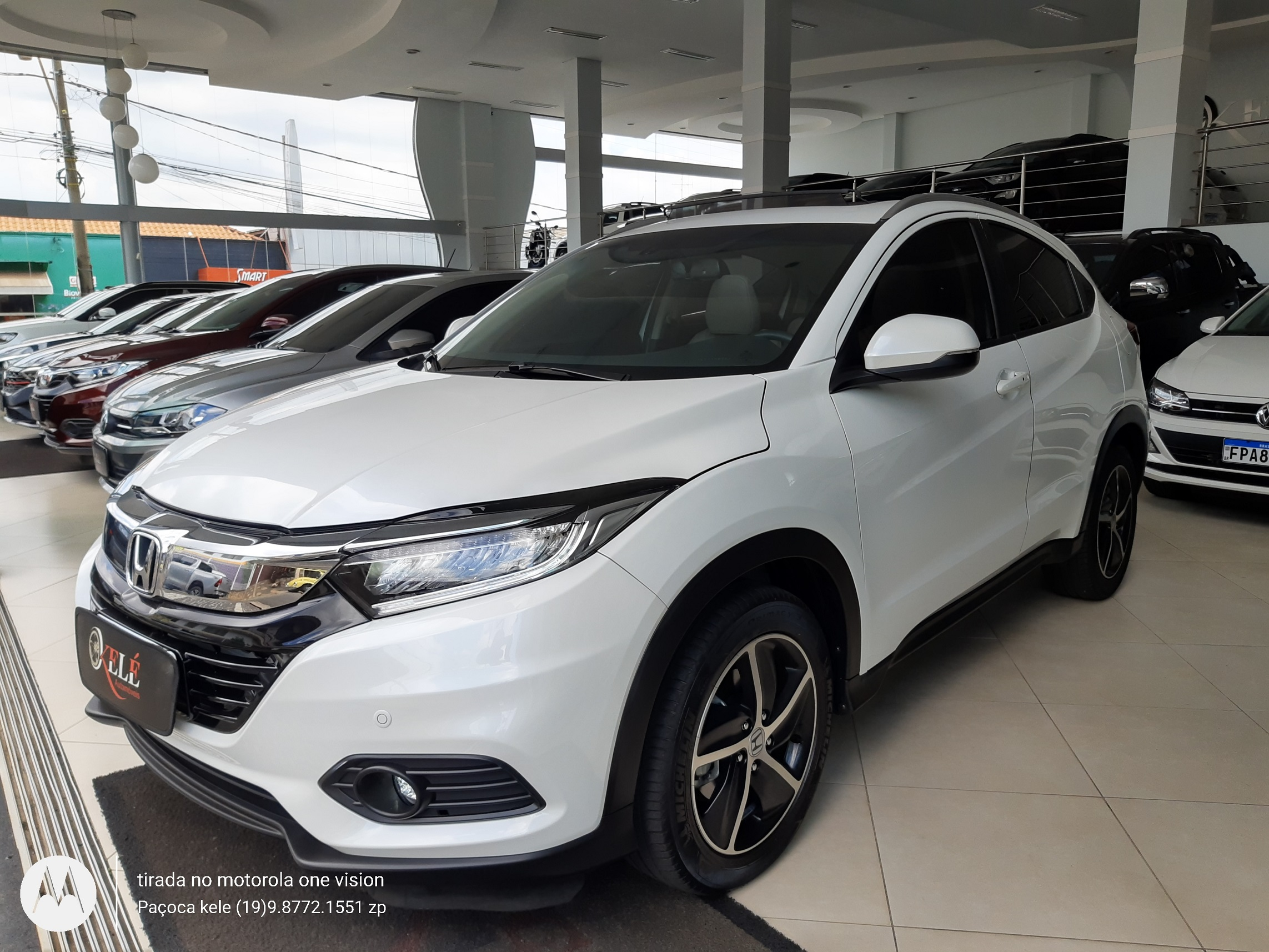 HONDA HR-V TOURING 1.5 TURBO