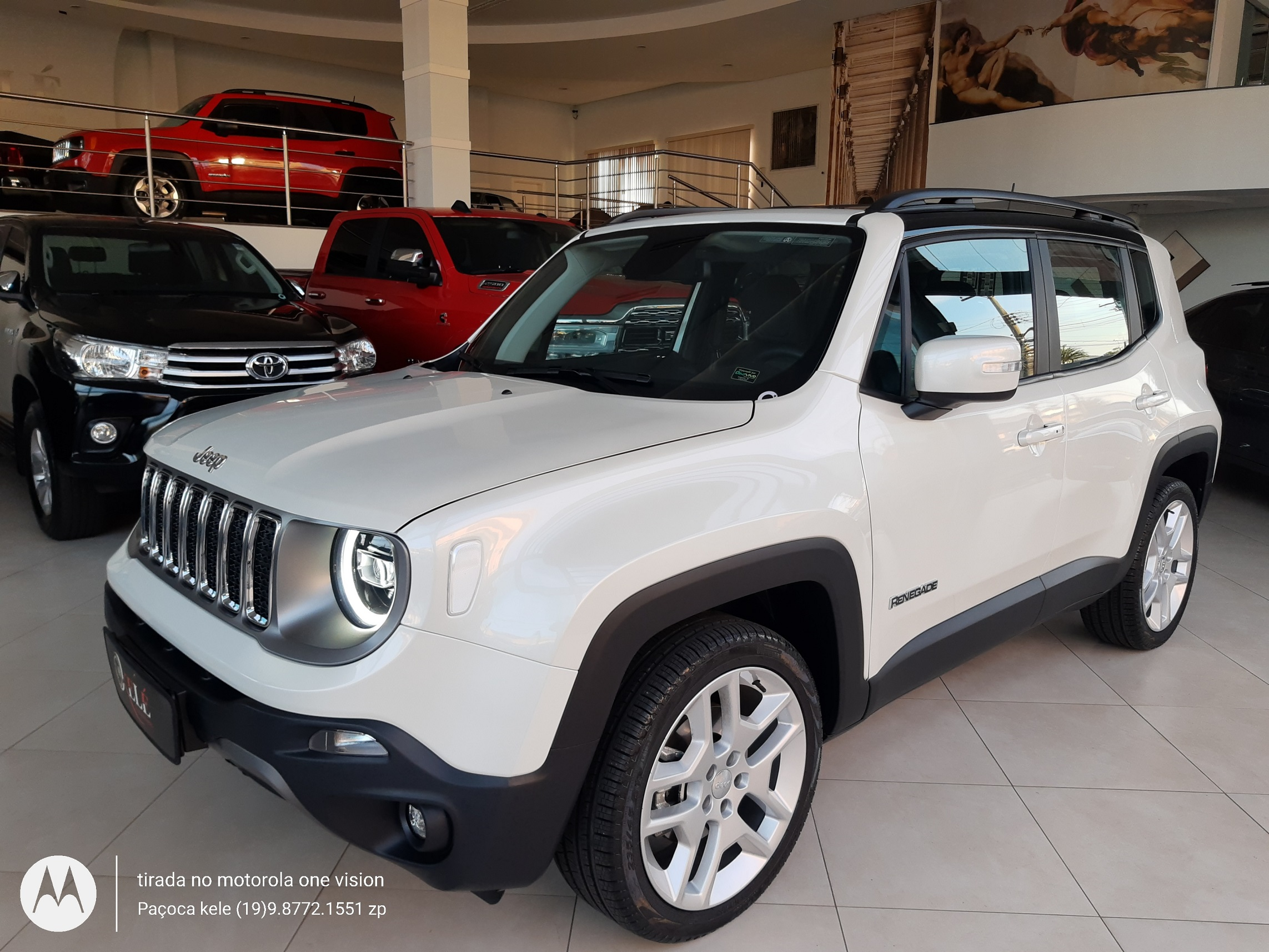 JEEP RENEGADE LIMITED 1.8 AT